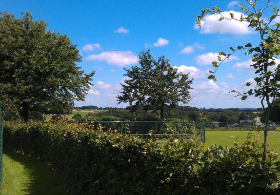 Het Uitzicht tuin