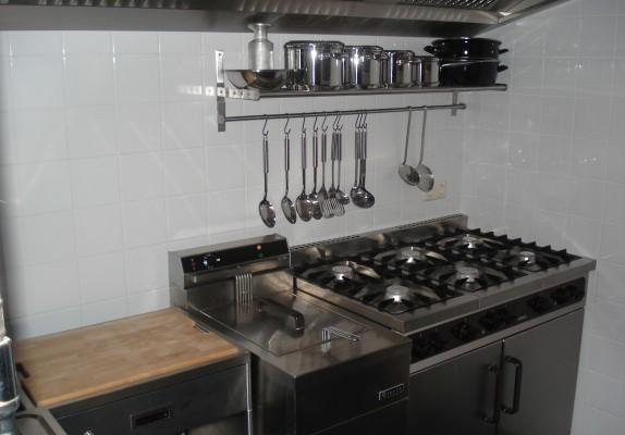 Het Uitzicht keuken