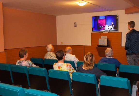 Eversbosch 2 bioscoop
