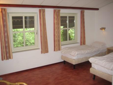 Op de Horst slaapkamer